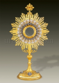 Traditional Monstrance #445