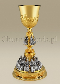 Traditional chalice 131