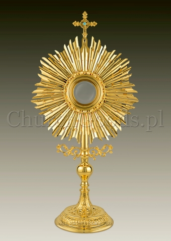 Traditional Monstrance #467